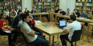Predavanje o oblikovanju bibliografije u računalnom programu