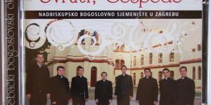 Promocija nosača zvuka Zagrebačkog bogoslovskog okteta