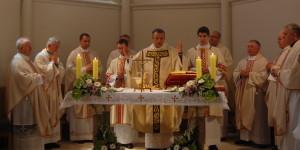 Proslavljena svetkovina Srca Isusovog u bogosloviji