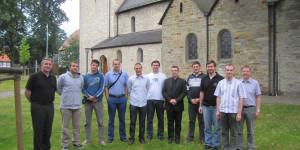 Susret bogoslova i odgojitelja u Lippstadt Hörsteu