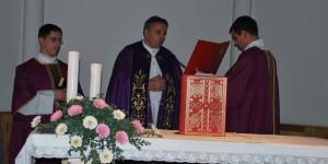Slavljena liturgija bdjenja uoči prve adventske nedjelje