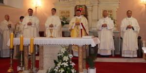 Mijo Posavec zaređen za svećenika Bjelovarsko-križevačke biskupije