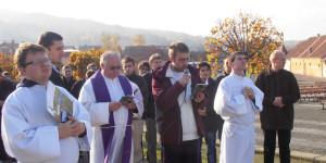 Zahvalno hodočašće bogoslova i odgojitelja u Hrvatsko nacionalno svetište Majke Božje Bistričke
