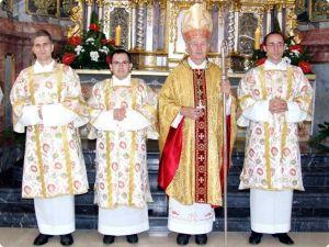 Ređenje za đakone Varaždinske biskupije