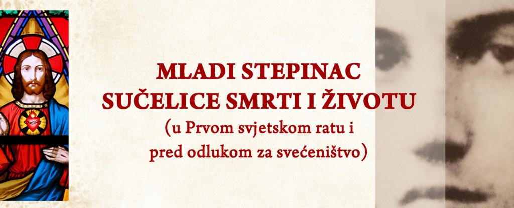 Tribina Stepinac - naslovna