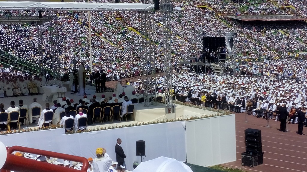 Papa Franjo u Sarajevu (3)