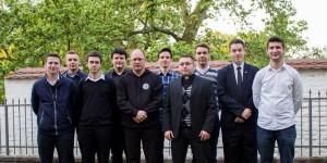 Sjemeništarci maturanti posjetili bogosloviju