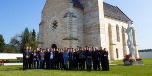 Bogoslovi prve godine pohodili Sisačku biskupiju