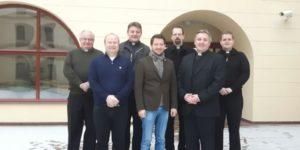 Posjet biskupijskoga tajnika Kolpingwerka nadbiskupije Paderborn
