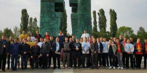 Krist, nada naša – Bogoslovi na jubilarnom susretu hrvatske katoličke mladeži u Vukovaru