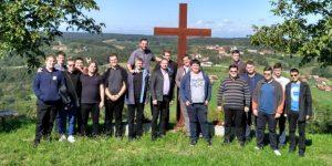 Susret bogoslova u Lasinji