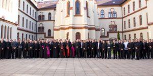Posjet državnog tajnika Svetoga Oca kardinala Pietra Parolina Nadbiskupskom bogoslovnom sjemeništu