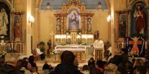 Bogoslovi u Župi sv. Nikole biskupa, u Koprivnici