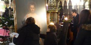 Zagrebački bogoslovi pozivaju na molitvu krunice Božjega milosrđa u katedrali
