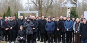 Đakoni na duhovno – studijskom putovanju u biskupiji Murska Sobota