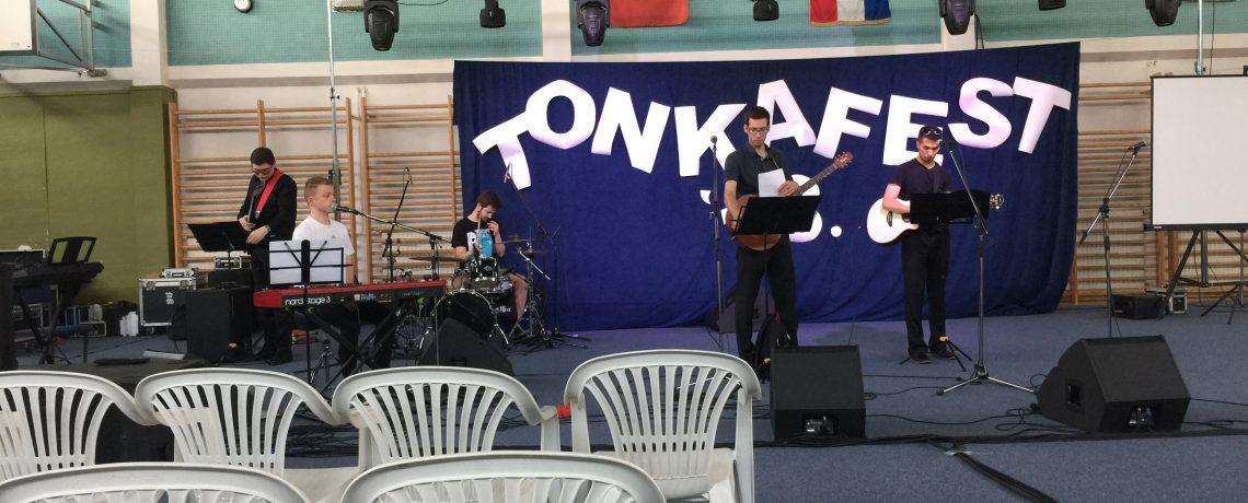 Bogoslovski »Ben(d) Sirah« na »Tonkafestu 2018.«