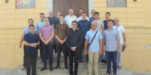 Ljetni susret bogoslova Požeške biskupije na otočiću Košljunu