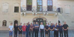 Održan ljetni susret bogoslova Varaždinske biskupije u Lužnici