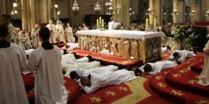 Kardinal Bozanić zaredio šesnaest novih đakona