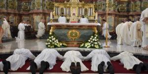 Petorica novih đakona za Varaždinsku biskupiju