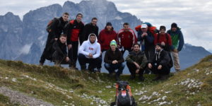 Bogoslovi planinarili na Monte Lussari