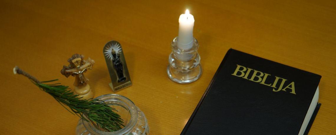 Blagoslov bogoslovske zajednice na početku 2019. godine