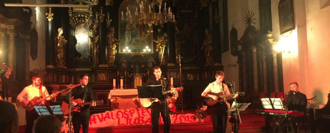 """Bogoslovski Ben(d) Sirah na 10. jubilarnom festivalu """"Hvalospjev ljubavi"""""""