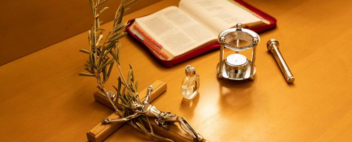Blagoslov bogoslovske zajednice na početku 2020. godine