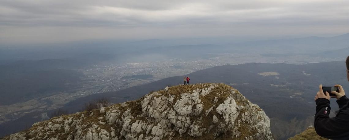 """Na Klek – """"u-grb-ljen"""" ponos hrvatskoga planinarstva"""